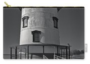 Tarrytown Lighthouse Bw Carry-all Pouch
