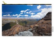 Tasman Mountains Of Kahurangi Np In New Zealand Carry-all Pouch