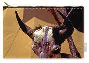 Tatanka Skull Carry-all Pouch