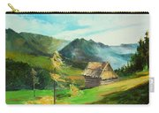 Tatry Mountains Carry-all Pouch