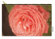 Tattered Rose Carry-all Pouch