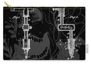 Tattoo Gun Patent Carry-all Pouch