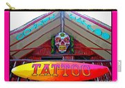 Tattoo Sign Digital Carry-all Pouch