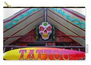 Tattoo Sign  Carry-all Pouch