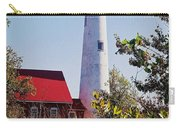 Tawas Point Lighthouse...from Tawas Bay Side Carry-all Pouch