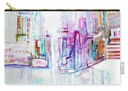 Taxi Eight Show Time Carry-all Pouch