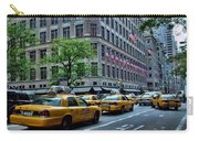 Taxicabs Of New York City Carry-all Pouch