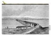 Tay Rail Bridge, 1879 Carry-all Pouch