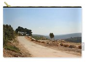 Taybeh Side Road Carry-all Pouch
