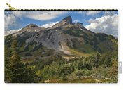 Taylor Meadows Below Black Tusk Carry-all Pouch