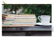 Tea And Reading Carry-all Pouch