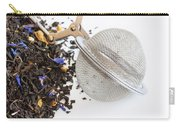 Tea Ball Infuser And Scented Tea Carry-all Pouch