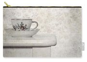 Tea Cup Carry-all Pouch