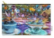 Tea Cup Ride Fantasyland Disneyland Pa 02 Carry-all Pouch