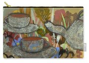 Tea For Three Carry-all Pouch
