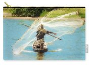 Teach A Man To Fish Carry-all Pouch