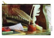Teacher - School Supplies In General Store Carry-all Pouch