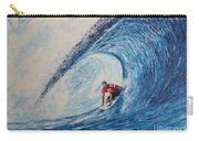 Teahupoo Wave Surfing Carry-all Pouch