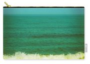 Teal Waters Carry-all Pouch by Michelle Calkins