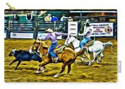 Team Ropers Carry-all Pouch