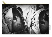Team Work - Mules 2225-012-bw Carry-all Pouch