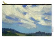 Teanaway Passing Clouds Carry-all Pouch