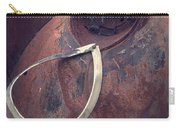 Teardrop At The End Of The Road Carry-all Pouch by Edward Fielding