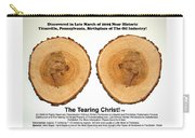 Tearing Christ - Discovery Carry-all Pouch