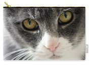 Tears Of A Cat Carry-all Pouch