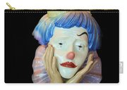 Tears Of A Clown Carry-all Pouch