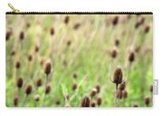 Teasel Meadow Carry-all Pouch