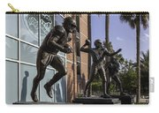 Tebow Spurrier And Wuerffel Uf Heisman Winners Carry-all Pouch