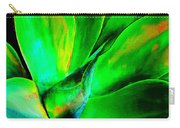Technicolor Succulent Carry-all Pouch