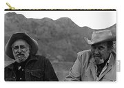 Ted Degrazia And Broderick Crawford Gallery In The Sun Tucson Arizona 3-1969-2009   Carry-all Pouch