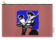 Ted Degrazia On Quest For The Lost Dutchman's Mine Superstition Mountains 1962-2013 Carry-all Pouch