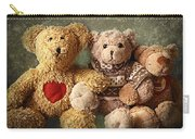 Teddies Carry-all Pouch