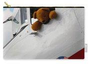 Teddy Bear Pilot Carry-all Pouch