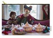 Teddy Bear Tea Party Carry-all Pouch