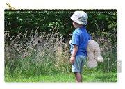 Teddy Bear Walk Carry-all Pouch