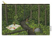 Teddy Bears' Picnic Carry-all Pouch