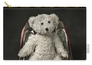 Teddy In Pumps Carry-all Pouch