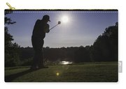 Teeing Off Carry-all Pouch
