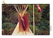 Teepee Carry-all Pouch by Marty Koch