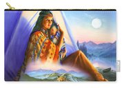 Teepee Of Dreams Carry-all Pouch