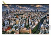 Tel Aviv Lookout Carry-all Pouch