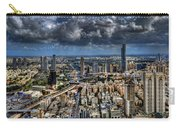 Tel Aviv Love Carry-all Pouch