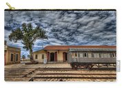 Tel Aviv Old Railway Station Carry-all Pouch