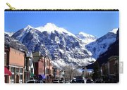 Telluride Colorado Carry-all Pouch