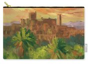Telouet Kasbah Carry-all Pouch