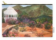 Temecula Heritage Rose Garden Carry-all Pouch